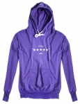 BLUZA HOODIE CLASSIC UNFVCKINREAL VIOLET