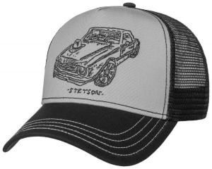 Stetson Trucker Muscle Car - czapka truckerka